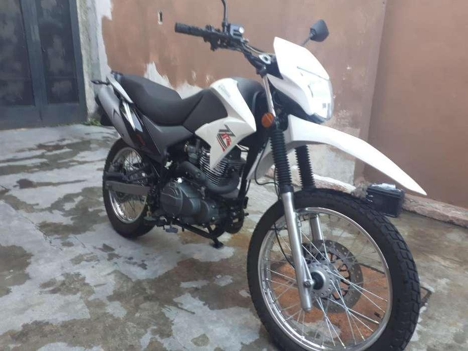 Vendo Zanella Zr 250 Ok