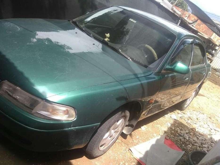 Mazda 626 2004 - 13287 km