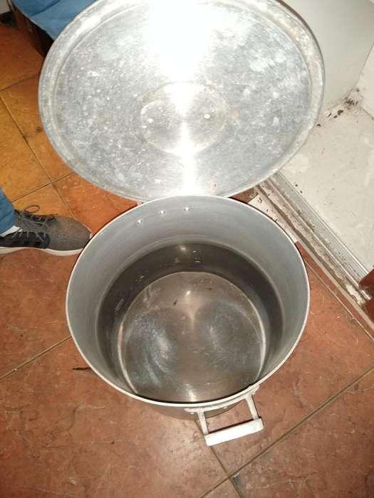 Olla Gastronómica de <strong>aluminio</strong>