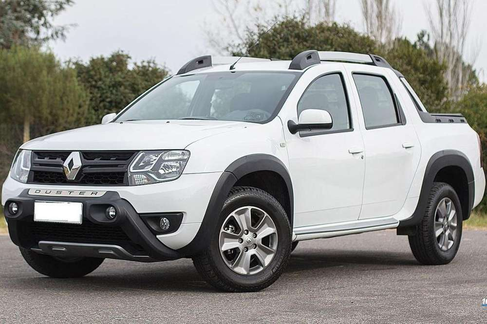 Renault Duster 2018 - 22000 km