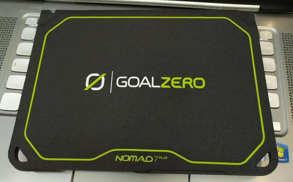 Panel Solar Goal Zero Nomad 7 Plus