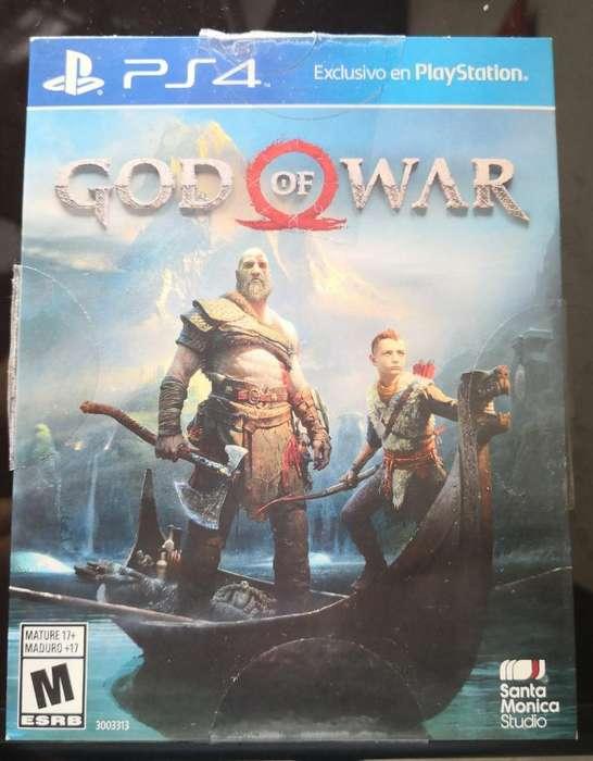 God Of War Excelente Estado Cambiovendo