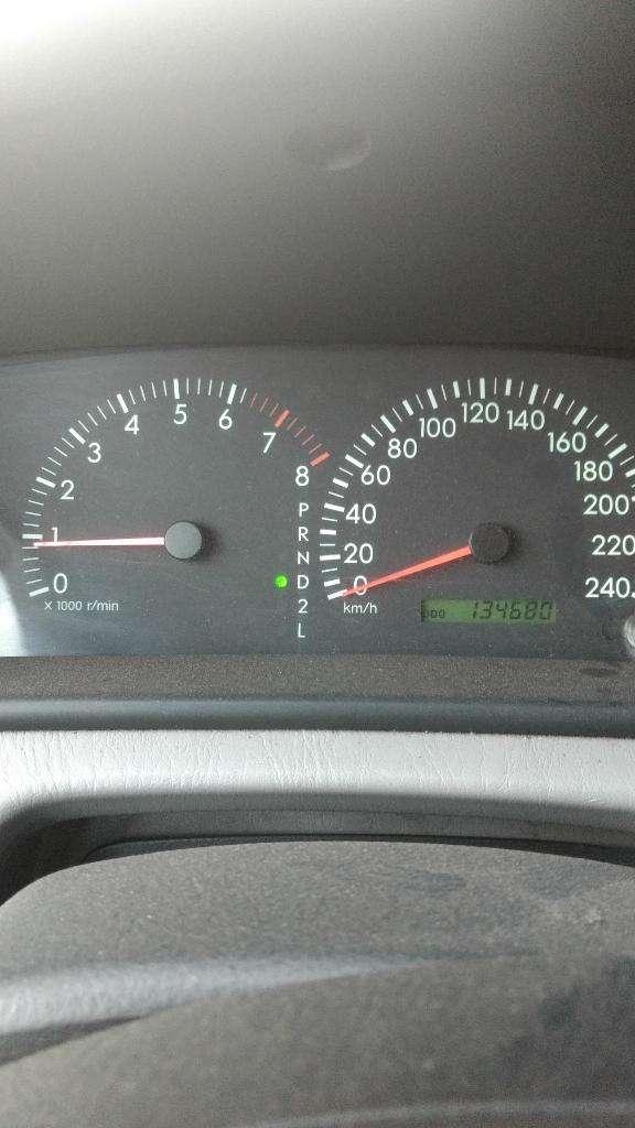 Toyota Corolla Año 2005