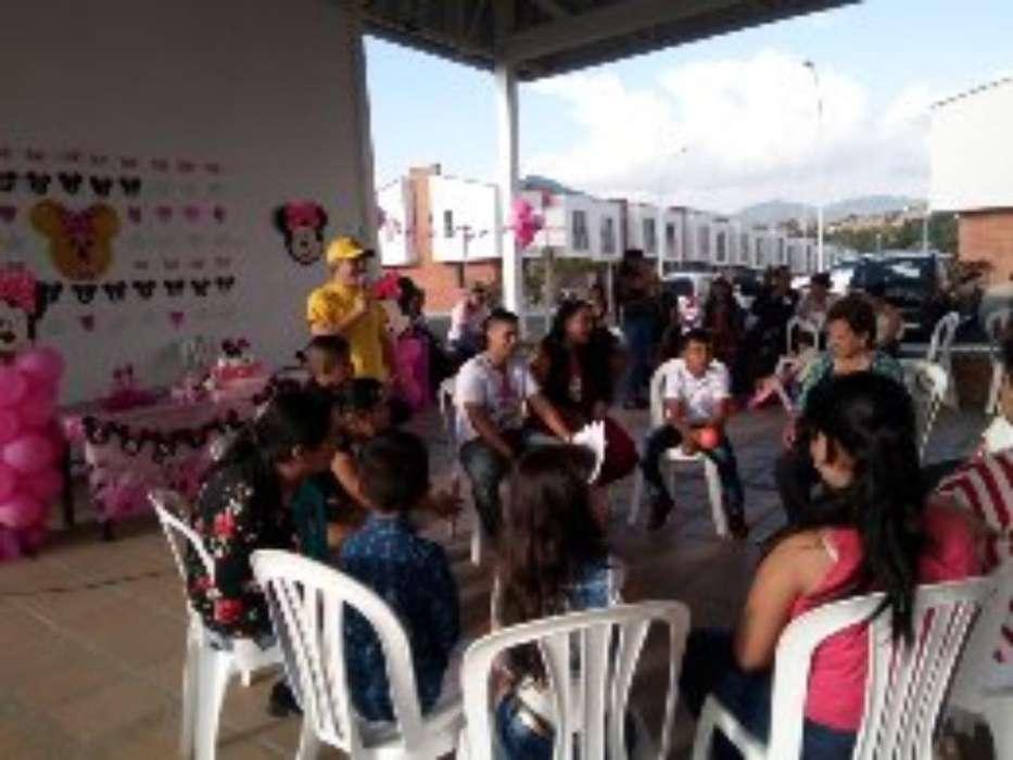 Recreacionistas en Pereira