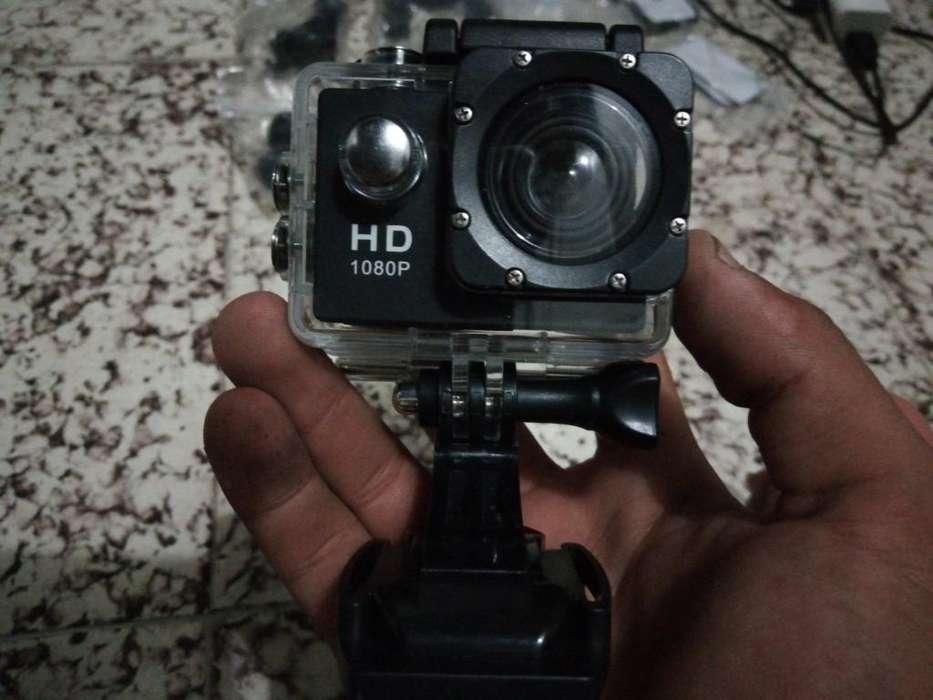 Camara Sports Cam 1080p Full Hd