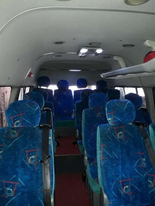 Servicio de Transporte a Nivel Nacional