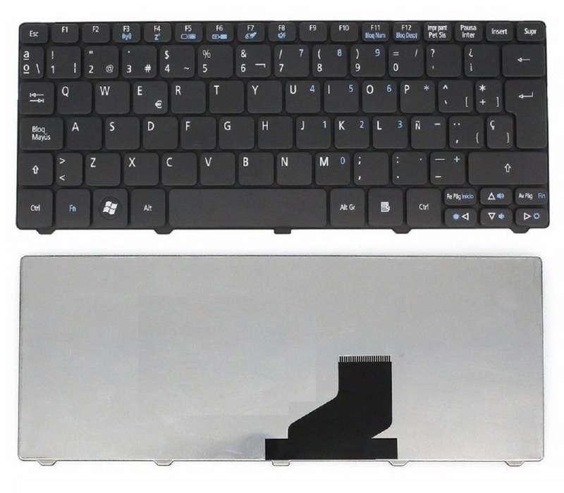 Teclado Acer 532h 521 D260 D255 D257 D270 Pav70 Zh9 Español