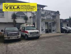 De oportunidad arriendo propiedad en la vía Quevedo km3