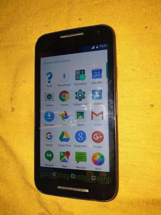 Motorola G3 Libre