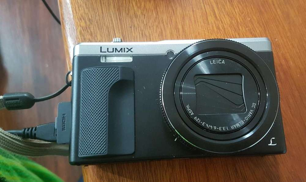 Panasonic Lumix 30x Focus Peaking Anillo