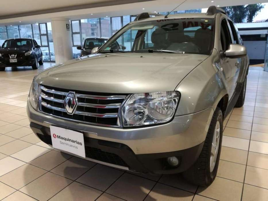 Renault Duster 2014 - 91447 km