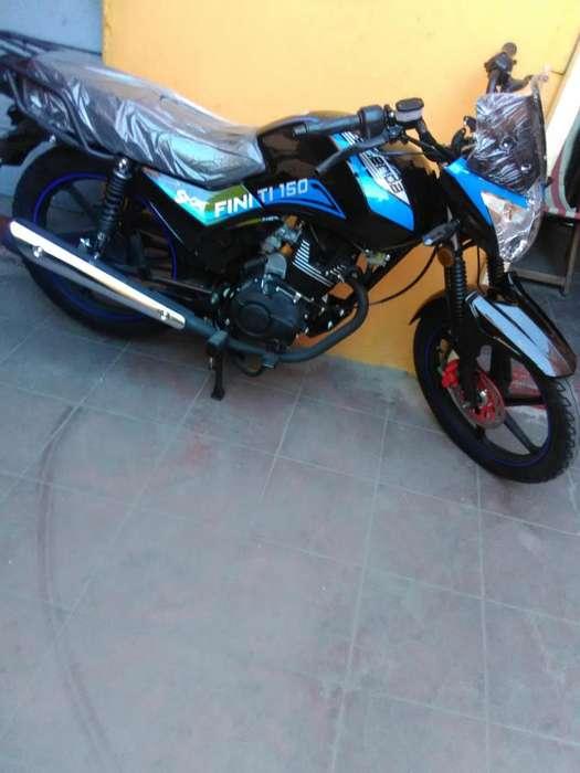 MOTO SSENDA <strong>nueva</strong>