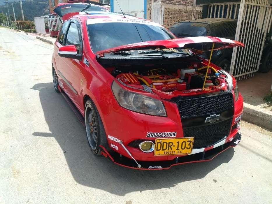 Chevrolet Aveo 2010 - 110000 km