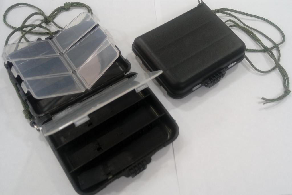 Caja Porta Anzuelo Mini