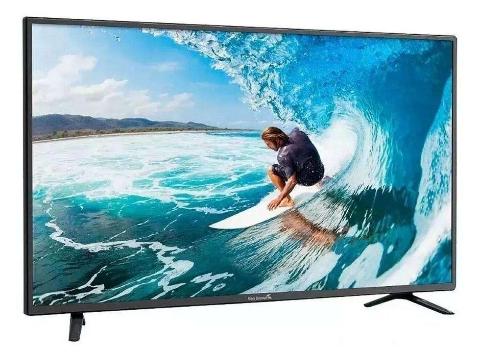 Smart Tv Ken Brown 40'' Kb40s3000sa Full HD * GARANTÍA Oficial