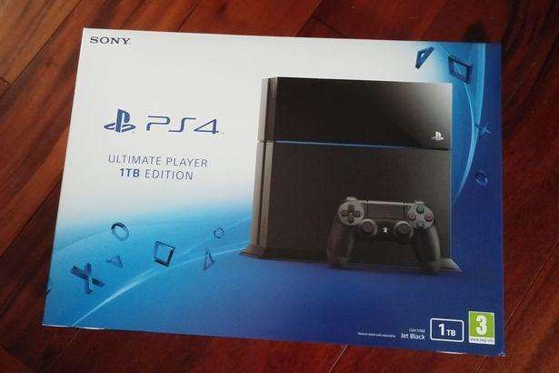 PlayStation4 <strong>consola</strong> Sony