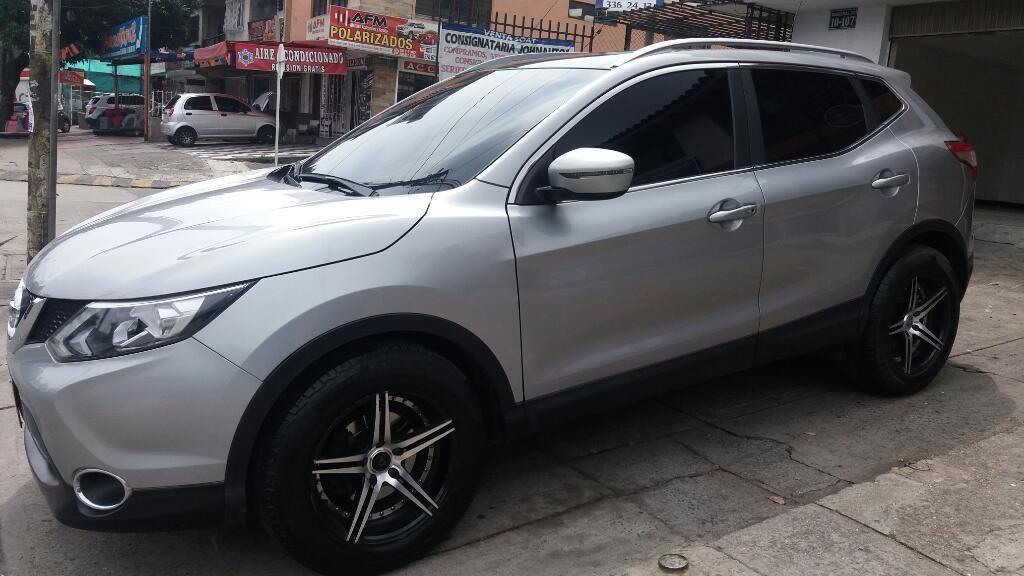 Venpermuto Hermosa Nissan Qashqai 2018