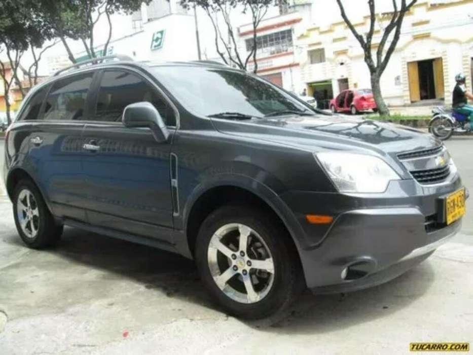 Chevrolet Captiva 2011 - 54000 km