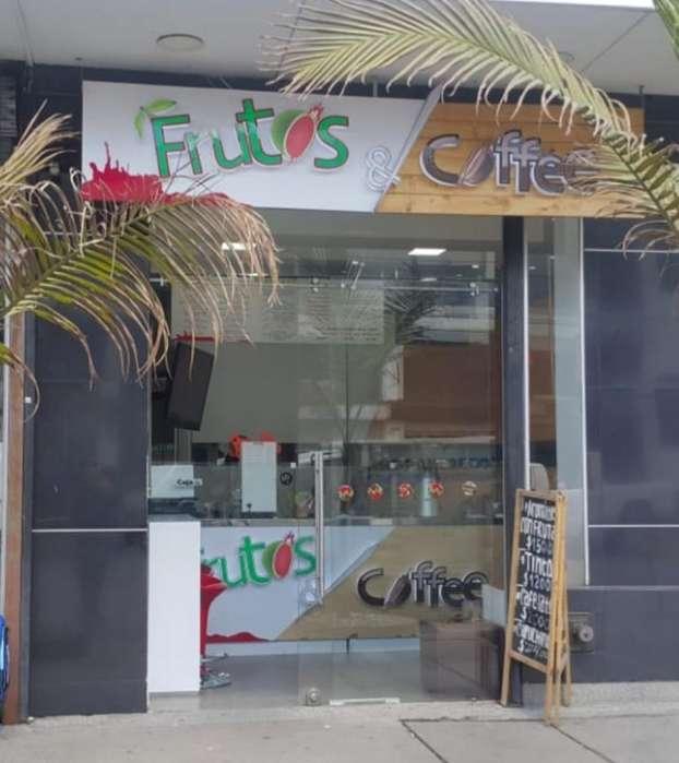 Negócio de Café Y Jugos Barato