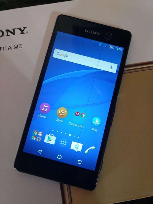 Sony Xperia M5 21mp 16gb 3gb Ram Libre Outlet Linea Pixel Leer NO HAGO PERMUTAS !!!!
