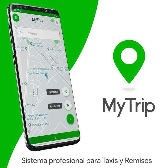 Reserva de Viajes taxi/remis (aplicación Chófer Y Pasajero)