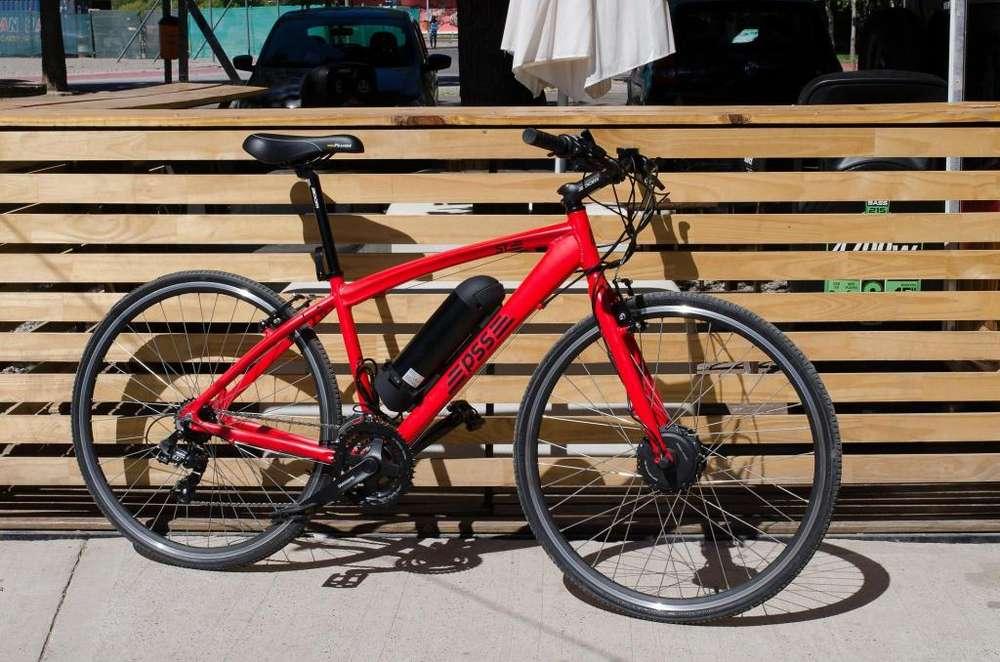 Bicicleta Eléctrica PSSbikes R28 21 Vel.