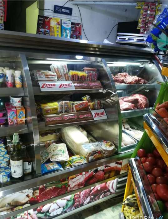 Vendo O Permuto Supermercado Acreditado