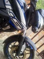 Vendo Moto Pulsar 200 Como Nueva