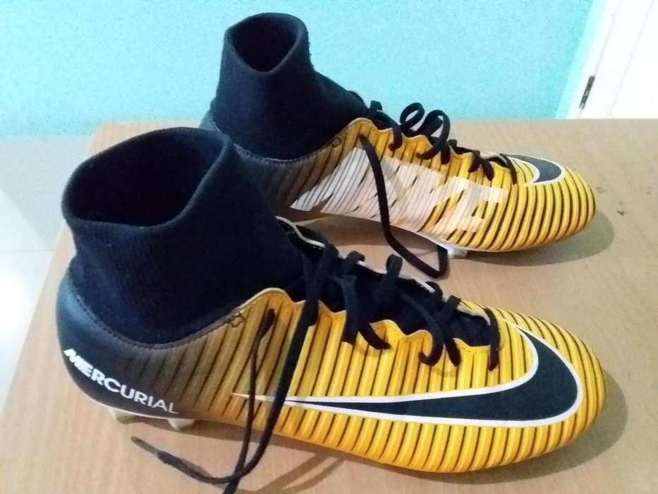 Zapatos Pupos MERCURIAL Talla 7