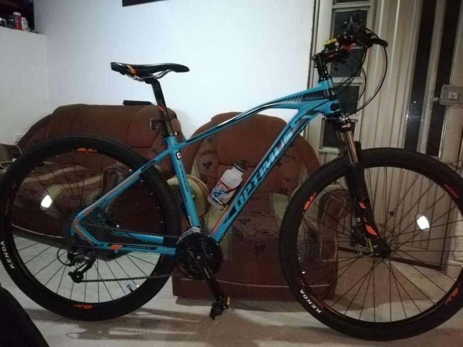 Bicicleta Optimus Tucana R29