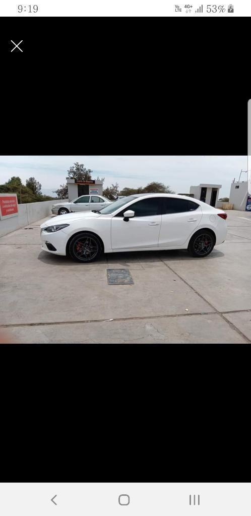 Mazda 3 Full Equipo