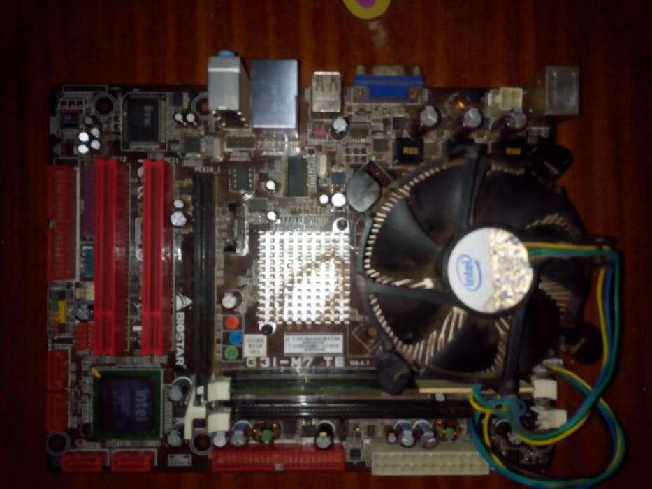 Vendo Motherboard Completa