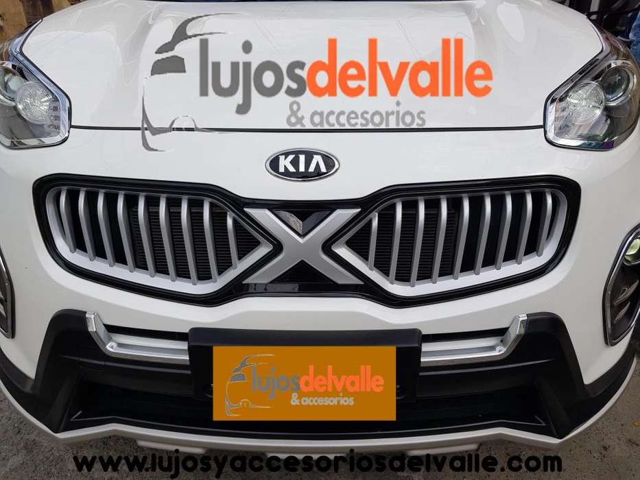 PERSIANA DE LUJO KIA ALL NEW SPORTAGE QL 2017 2018 TIPO X MEN