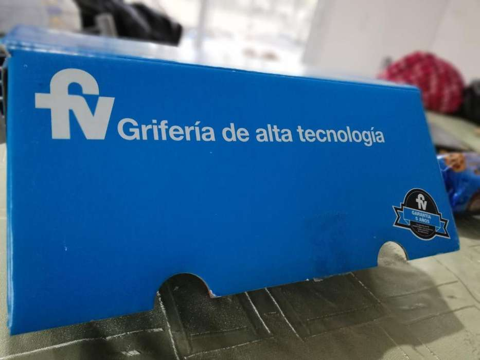 Grifería Fv para Ducha Nuevo en Caja