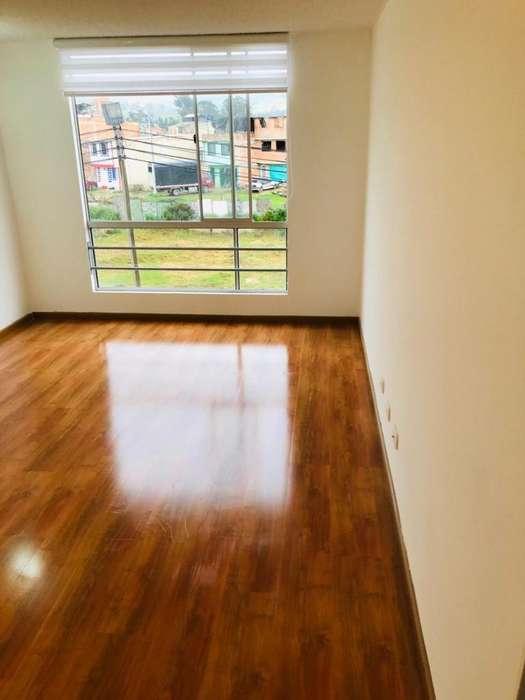 Arriendo lindo apartamento en Zipaquirá conjunto Alborada Real II,