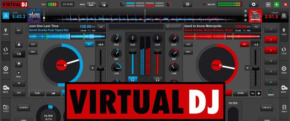 Virtual Dj Pack