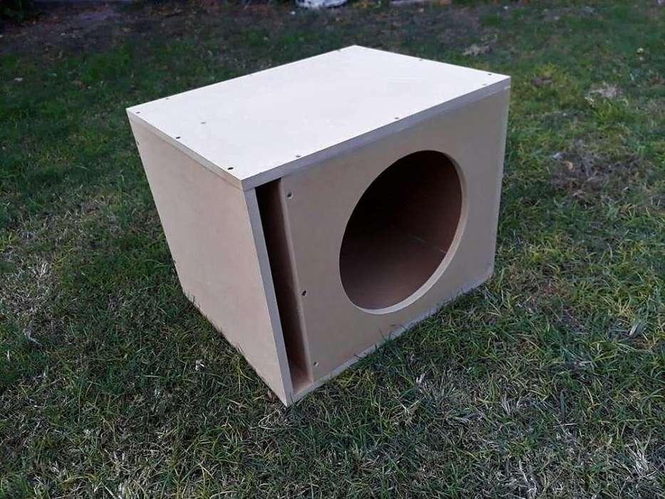 Cajas para SubWoofers a medida! Maxima calidad de construccion!