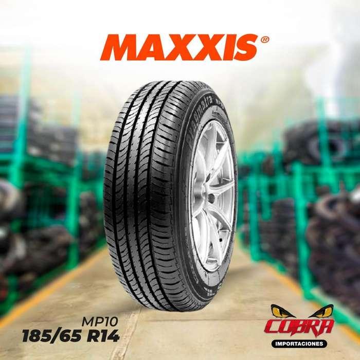 <strong>llantas</strong> 185/65 R14 MAXXIS MP10