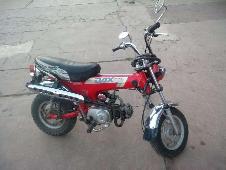 Vendo Honda Dax Japonesa Mod 93 Original