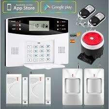 alarma de casa negocio inalambrica GSM nueva