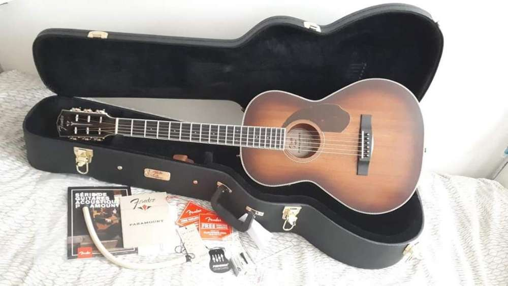 Fender Paramount Pm - 2e
