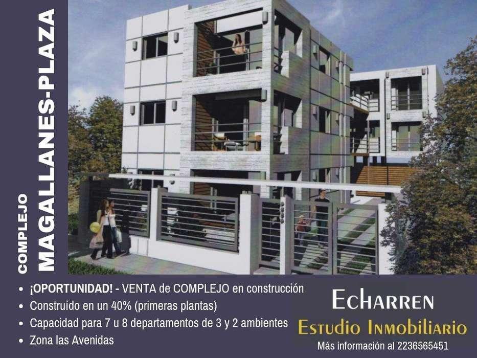 Proyecto de inversión Complejo Magallanes Plaza