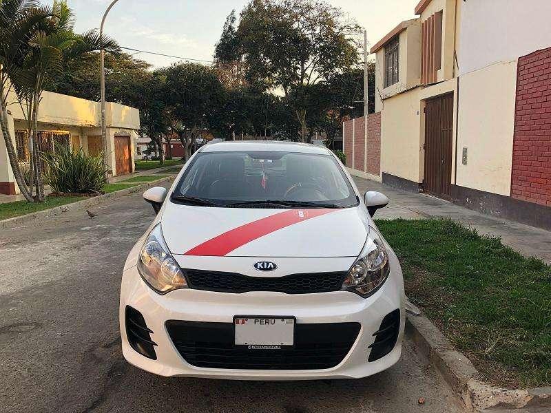 Kia Rio Hatchback 2016 - 87000 km