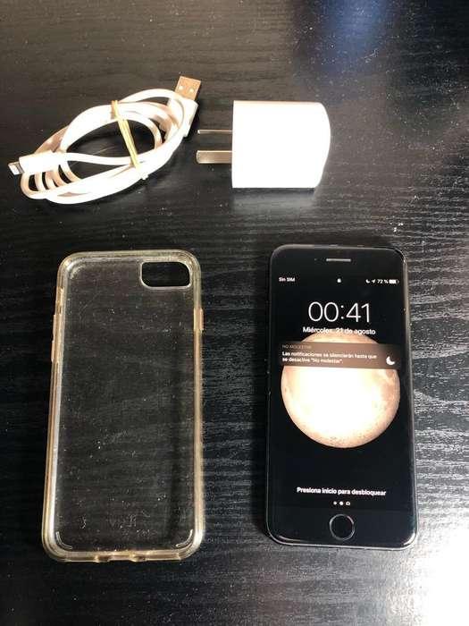 iPhone 7 32 Gb Black Mate