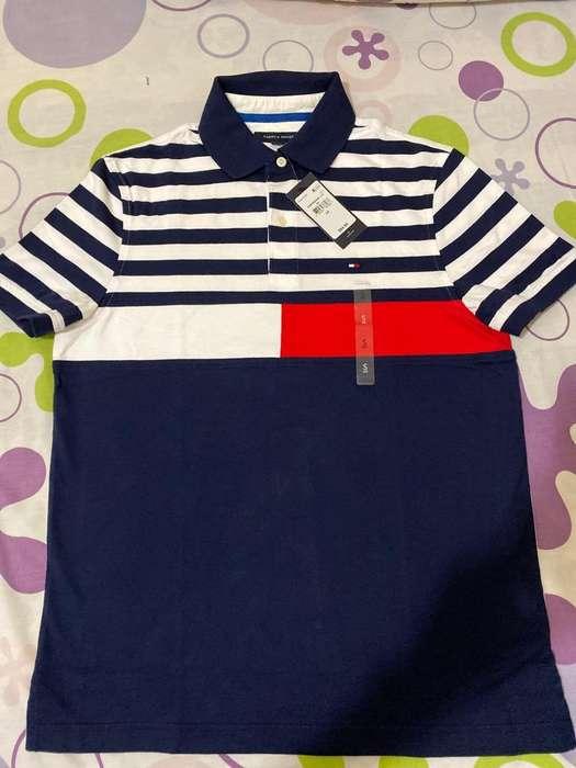Camisa Tommy Hilfiger Nueva Original