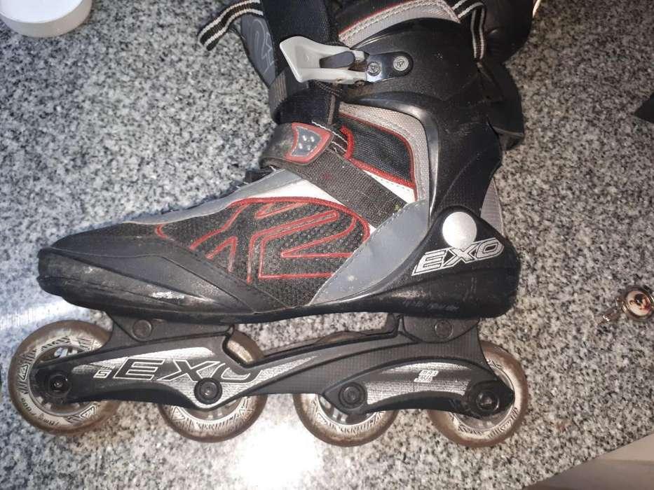 Rollers Exo Ka 2