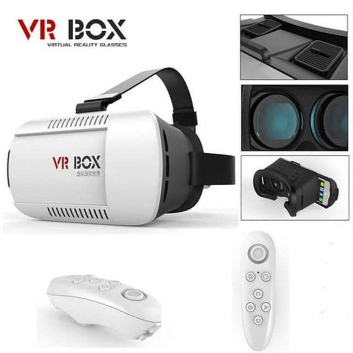 VRBOX Realidad Virtual