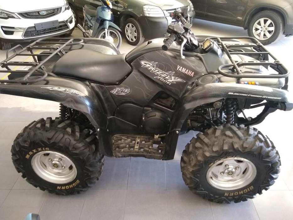Cuatriciclo Yamaha Grizzly 700