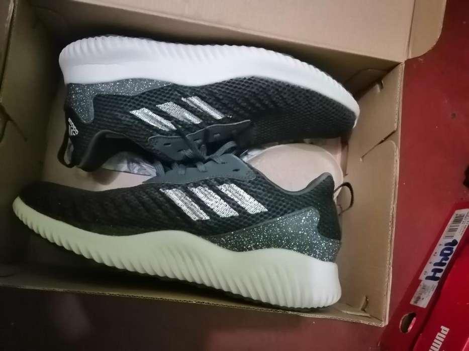 Zapatilla Adidas Alphabounce Originales