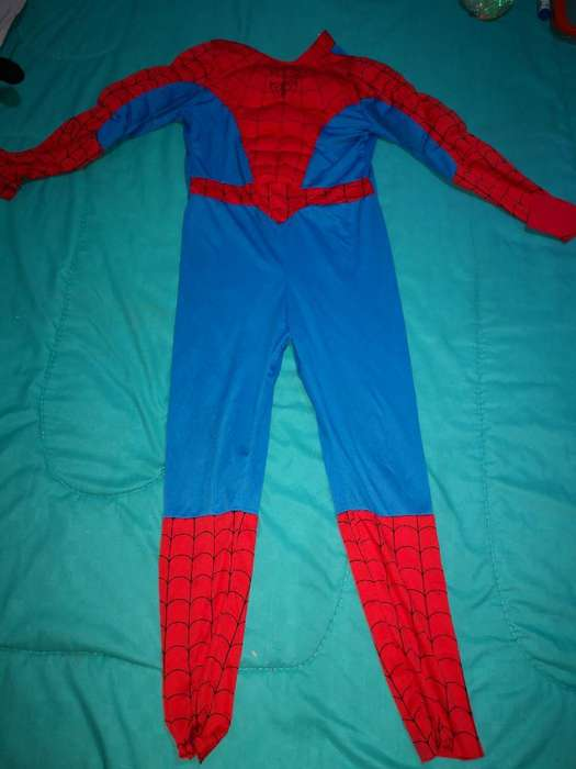 Enterizo Spiderman Cachivaches Usado
